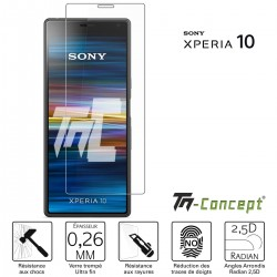 Sony Xperia 10 - Verre trempé TM Concept® - Gamme Crystal