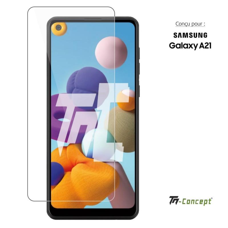 LG K8 (2017) - Verre trempé 3D incurvé - TM Concept®