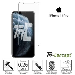 Apple iPhone 11 Pro - Verre trempé TM Concept® - Gamme Crystal