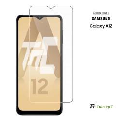 Apple iPhone 11 - Verre trempé intégral Protect Noir - adhérence 100% nano-silicone - TM Concept®