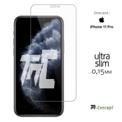 Samsung Galaxy J6+ (2018) - Verre trempé Anti-Espions - Intégral Privacy - TM Concept®