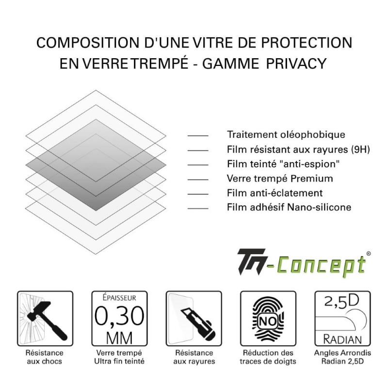 Samsung Galaxy S10 Lite - Verre trempé TM Concept® - Gamme Crystal