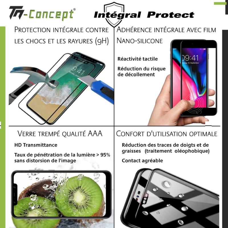 Xiaomi Redmi Note 9S - Verre trempé TM Concept® - Gamme Crystal
