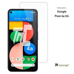 Xiaomi Redmi Note 9S - Verre trempé intégral Protect Noir - adhérence 100% nano-silicone - TM Concept®