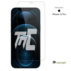 Apple iPhone 12 Pro - Verre trempé TM Concept® - Gamme Crystal