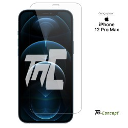 Apple iPhone 12 Pro Max - Verre trempé TM Concept® - Gamme Crystal