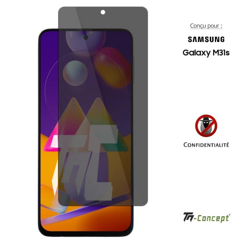 Xiaomi Poco X3 - Verre trempé Anti-Espions - TM Concept®
