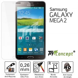 Samsung Galaxy Mega 2 - Vitre de Protection Crystal - TM Concept®