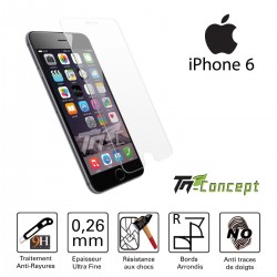 Iphone 6 / 6S - Vitre de Protection Crystal - TM Concept®