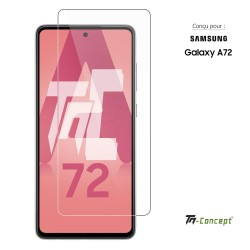 Samsung Galaxy A72 - Verre trempé TM Concept® - Gamme Crystal