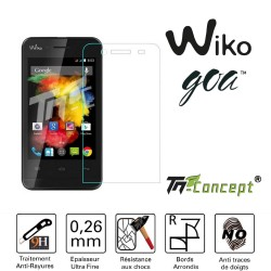 Wiko Goa - Vitre de Protection Crystal - TM Concept®
