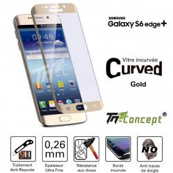 Alcatel Pop C5 - Vitre de Protection Crystal - TM Concept®