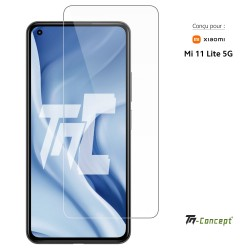 Xiaomi Mi 11 Lite - Verre trempé TM Concept® - Gamme Crystal