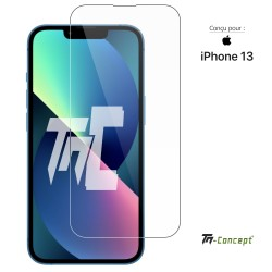 Apple iPhone 13 - Verre trempé TM Concept® - Gamme Crystal
