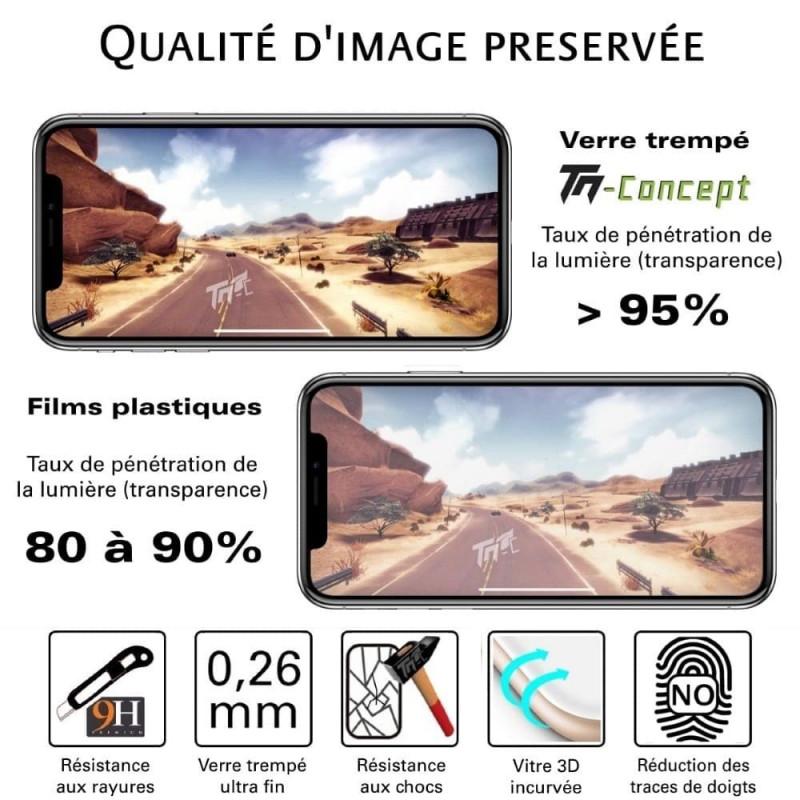 LG Google Nexus 4 - Vitre de Protection Crystal - TM Concept®