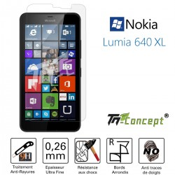Nokia Lumia 640 XL - Vitre de Protection Crystal - TM Concept®